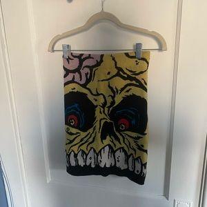 Jeremy Scott sweater skirt